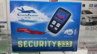 Stealth Fighter Security 333 JET + сирена